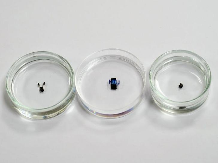 Scientists Develop Highly Maneuverable Miniature Robots